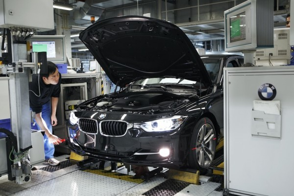 Production BMW Série 3 F30 (7)