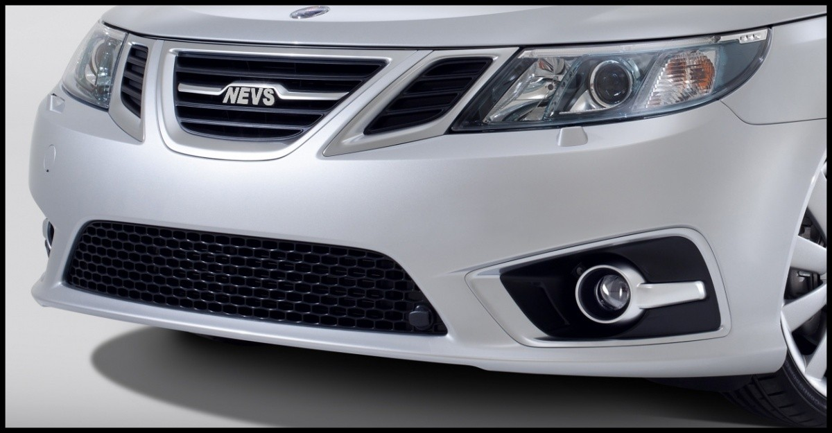Saab et NEVS en route pour la Chine