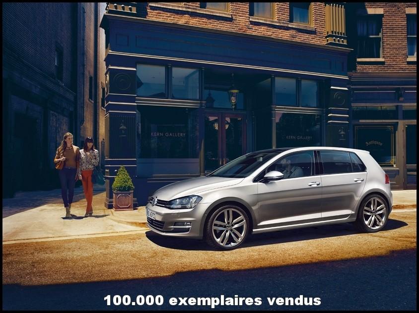 VW Golf 7 - 100
