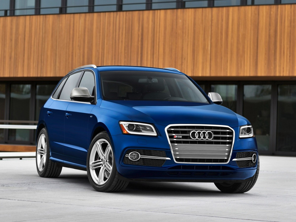 audi SQ5 spec US 2014