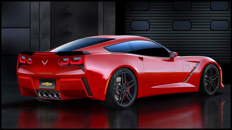 chevrolet corvette c7 on la tient blog automobile. Black Bedroom Furniture Sets. Home Design Ideas