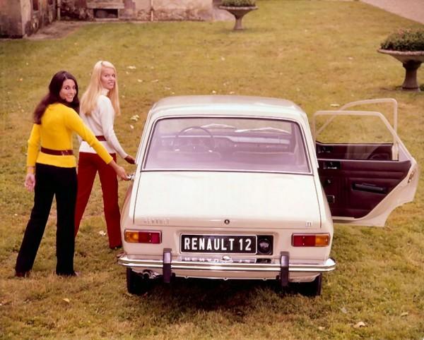 renault-12 TL 1969