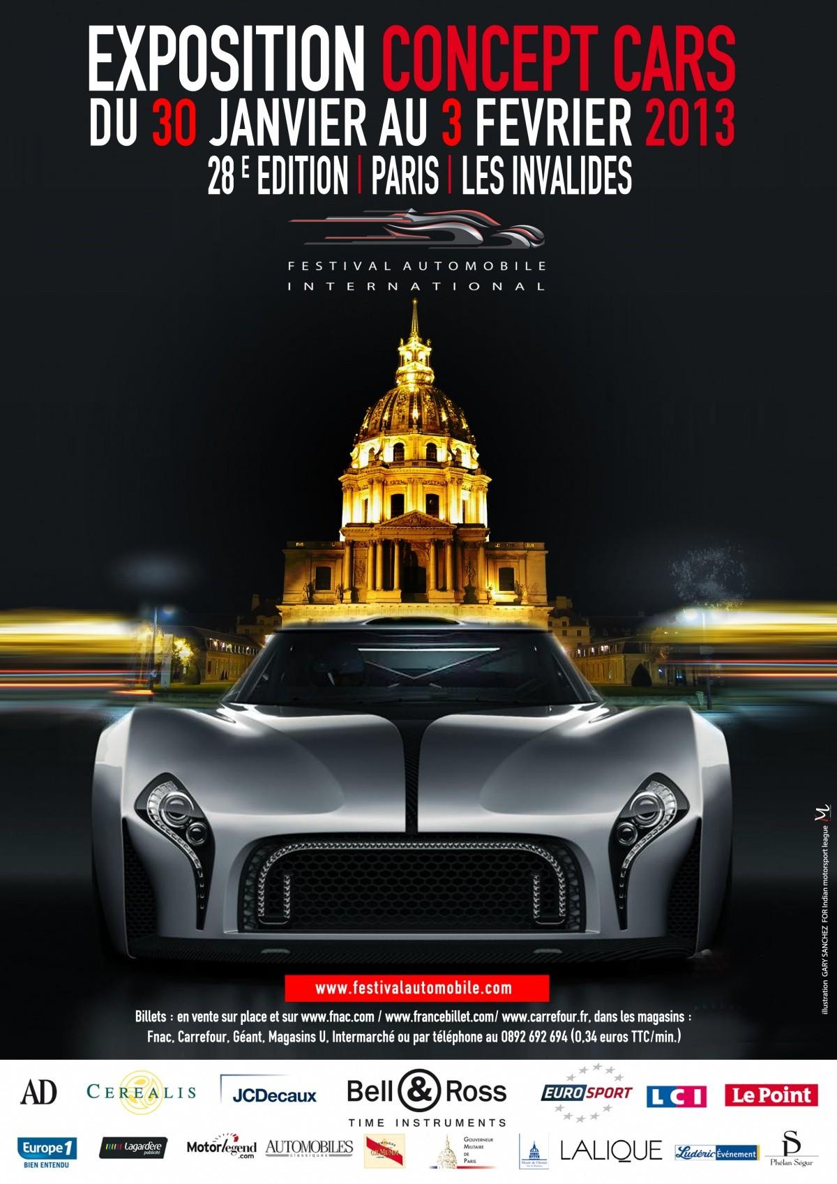 Affiche-Exposition-Concept-Cars-2013