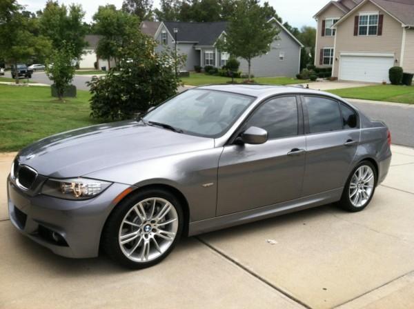 BMW Serie 3 E90 Spec US