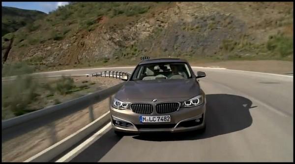 BMW Serie 3 GT : Place aux 6 vidéos