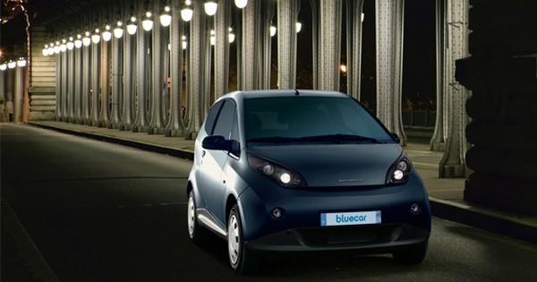 Bolloré Bluecar.0