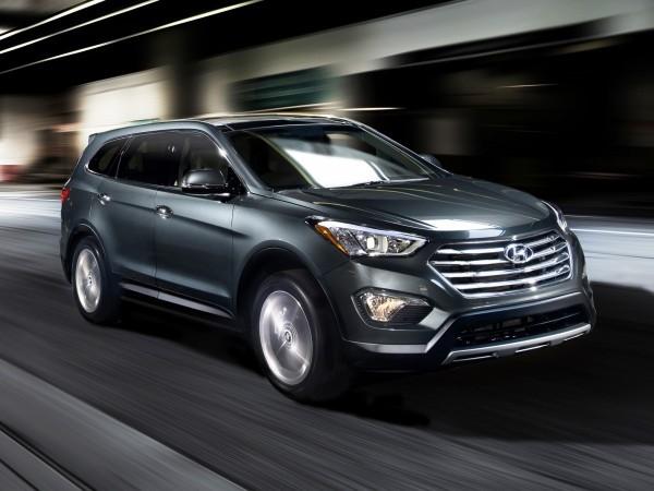 Hyundai Grand Santa Fe 2013.12