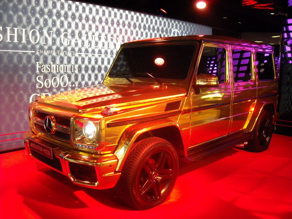 Mercedes Benz Fashion Gallery (4)