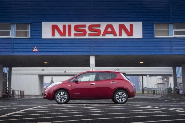 Nissan Leaf Spec Euro 2013.0