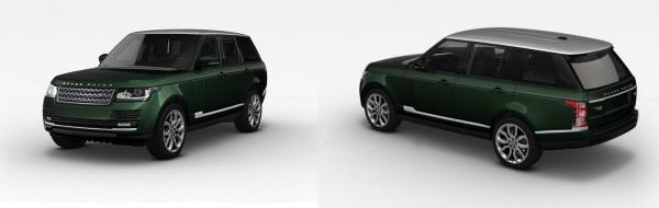 Range Rover V6 3.0 L Supercharged 2013 Vogue