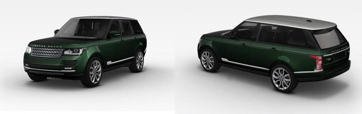 Range Rover V6 3