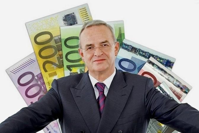 Volkswagen - 7200€ de prime pour les salariés