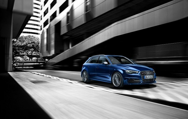 Audi S3 Sportback 2013 : Avec deux portes supplémentaires (galerie, vidéo)