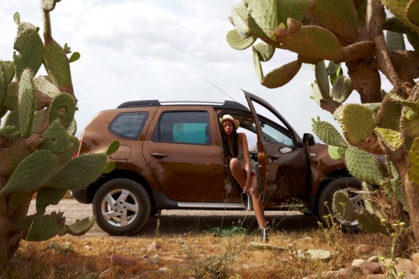 dacia duster 400.000 exemplaires
