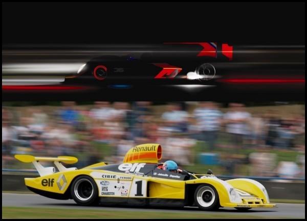 Alpine revient au Mans.1