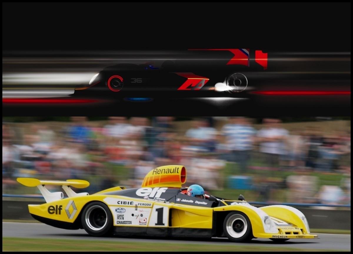 Alpine revient au Mans