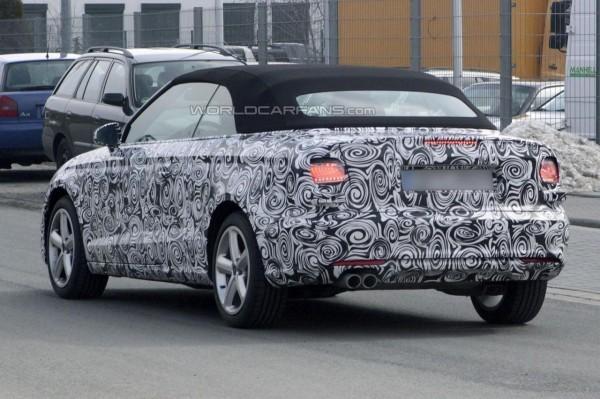 Audi A3 Cabriolet 2014.