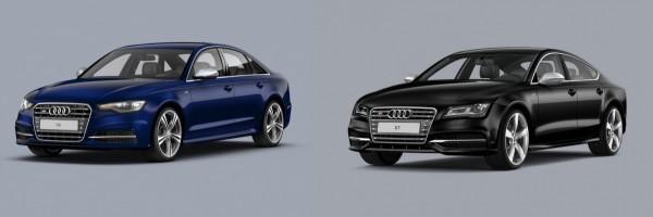 Audi S6 & S7