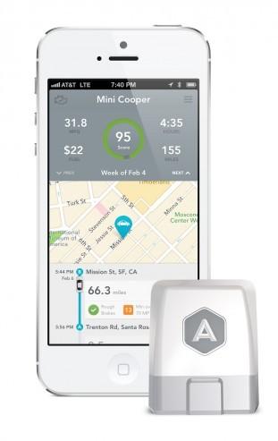 Automatic Link Phone 311x493 Automatic , lassistant de conduite automobile