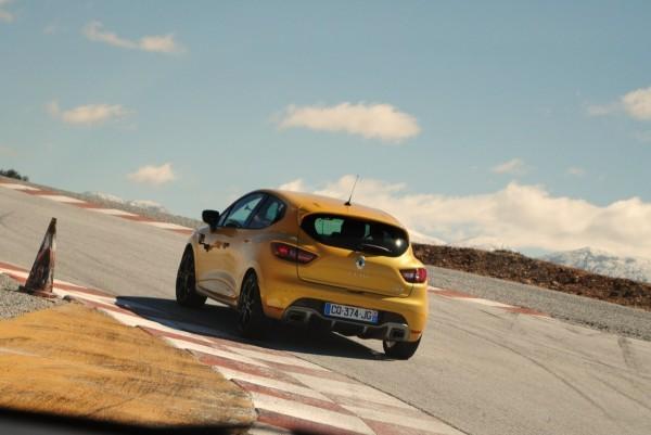 CLIO ESTATE RS 192