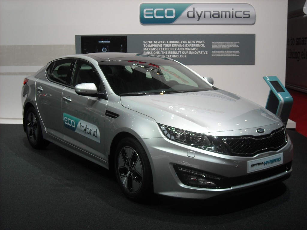 Kia Optima Eco Hybrid