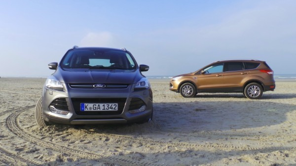 Essai : Ford Kuga TDCi 163 ch 4×4. The Great Escape?