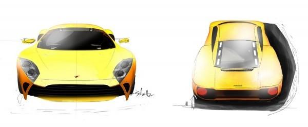 McLaren P13 par Schultz