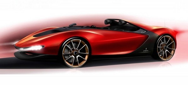 Pininfarina Sergio Concept.2013