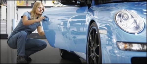 Porsche embauche
