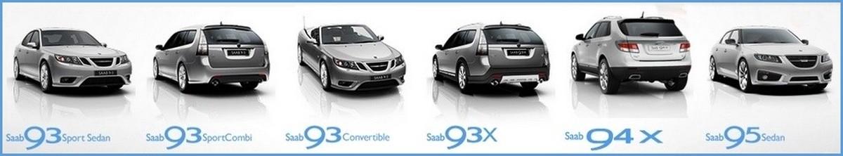 Saab-Gamme-2011