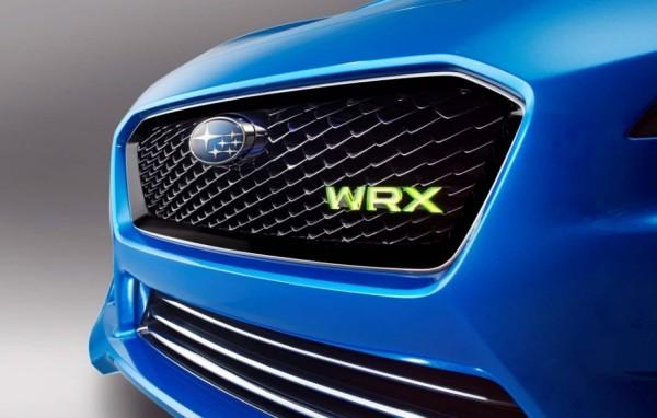 Photo Subaru Impreza WRX Concept.8 600x382 Exclu : La Subaru WRX Concept