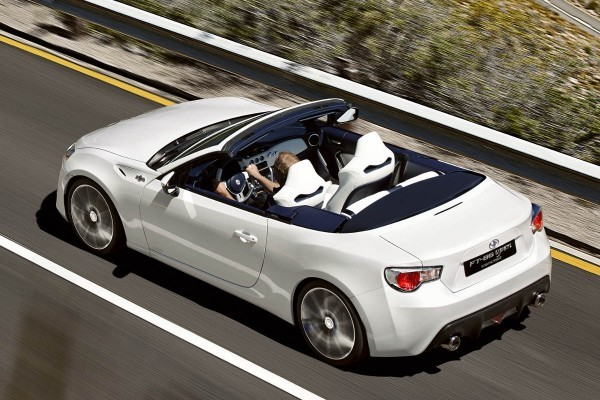 Toyota FT-86 Open Concept.4