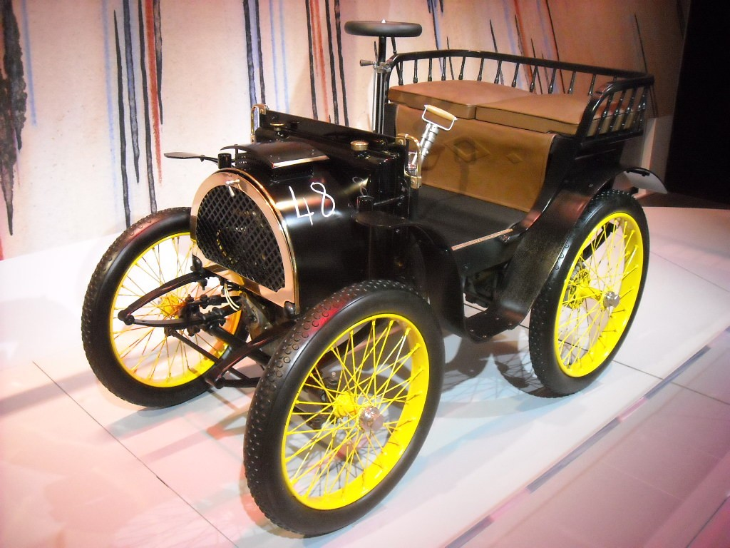 Voiturette Renault Atelier Renault 1898 (1)