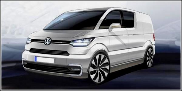 Volkswagen e-Co Motion Concept
