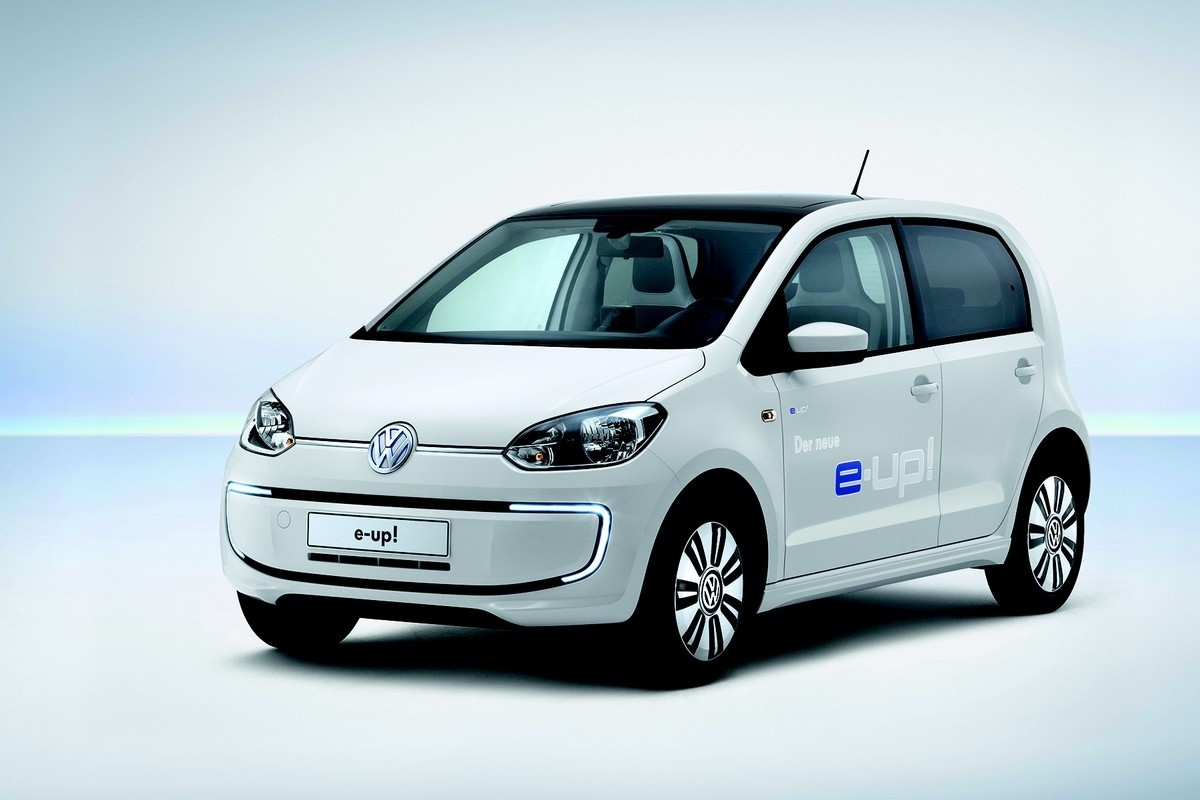 Volkswagen e_up