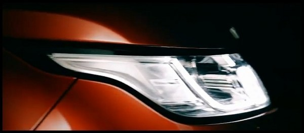 teaser Land Rover Range Rover Sport 2013 2014 600x262 Land Rover : Un teaser pour le Range Rover Sport 2013/2014 (vidéo)