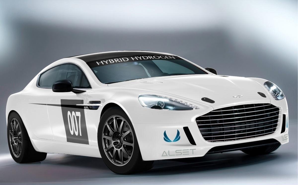Aston Martin hybrid
