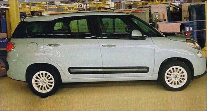 Fiat 500 XL