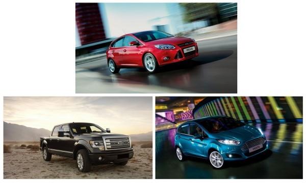 Ford trois autos dans le top 10 mondial 2012