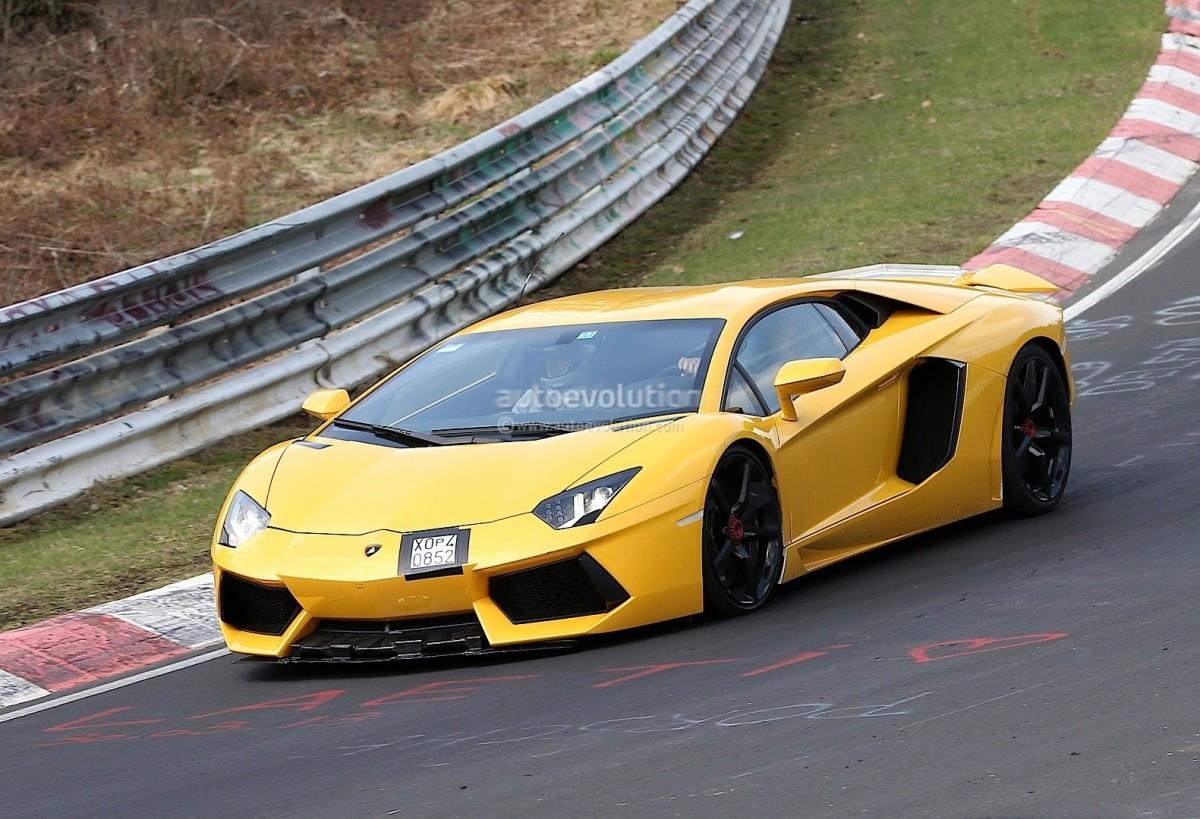 Lamborghini Aventador SV (2)