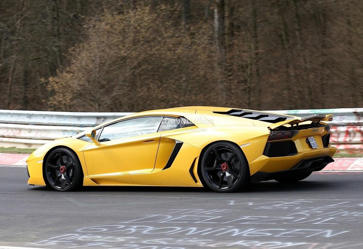 Lamborghini Aventador SV (5)