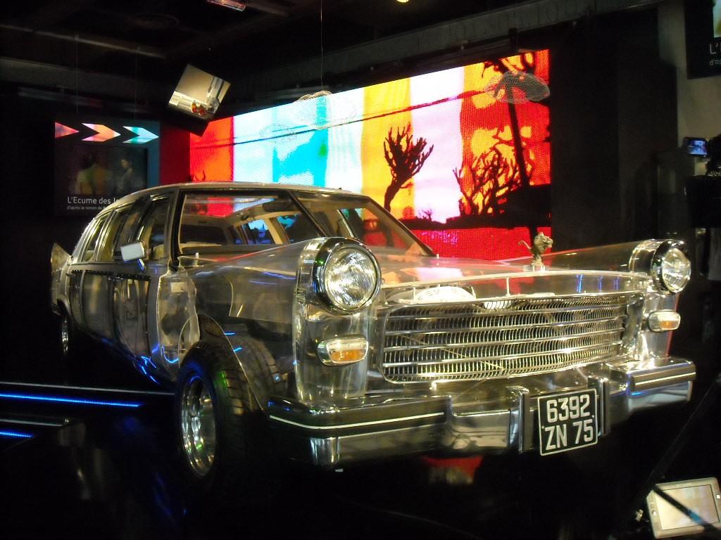 Limousine Peugeot Ecume des Jours (8)