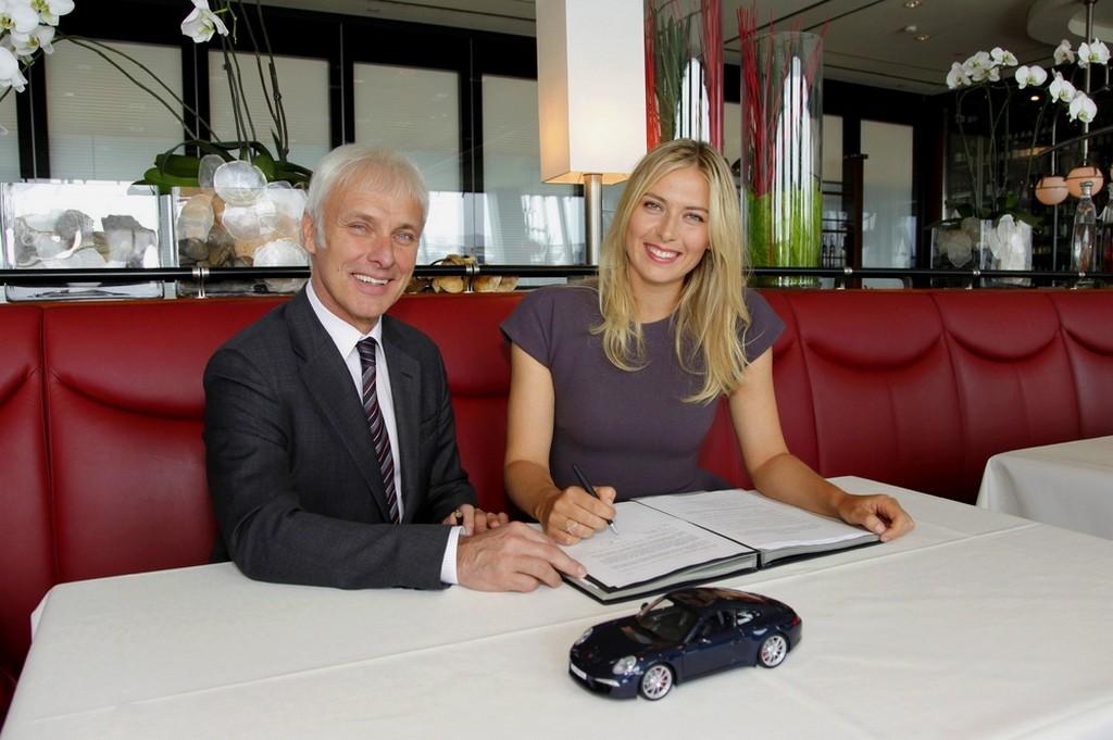 Maria-Sharapova-ambassadrice-Porsche