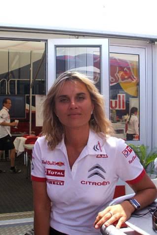 Marie Pierre Rossi