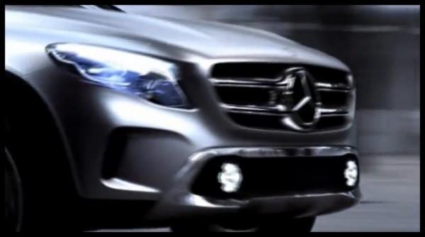 Mercedes Benz GLA Concept