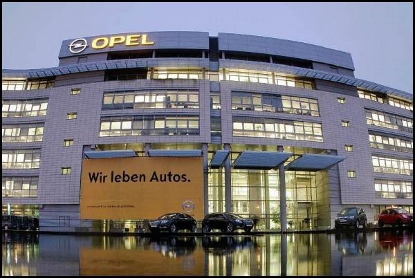 Opel siège