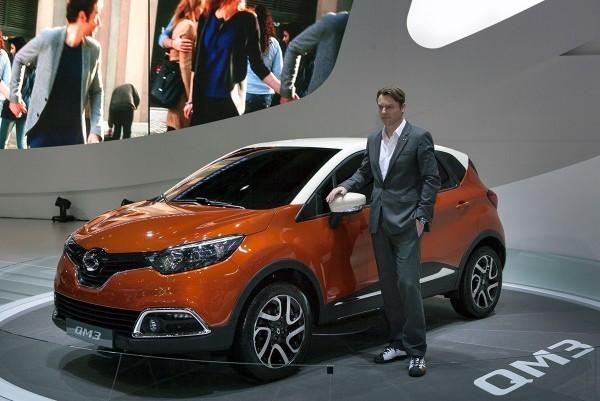 Renault Samnsung QM3.2