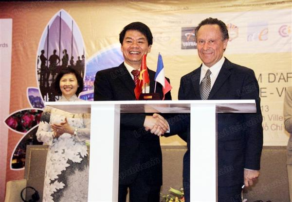 Signture PSA Thaco
