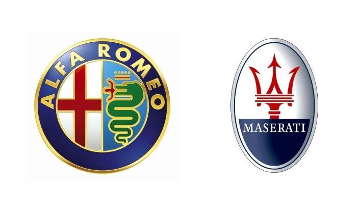 Alfa et Maserati au rappel