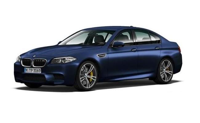 BMW M5 F10 restylée